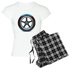 Red Line Tire Pajamas