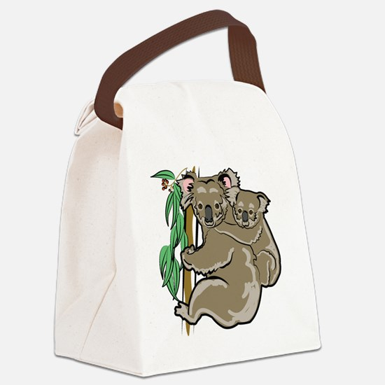 Unique Evisionarts Canvas Lunch Bag