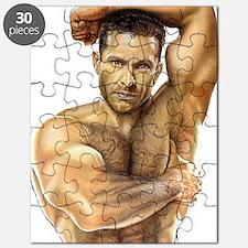 Adam Champ Full T-Shirt Puzzle