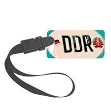 DDR Badge Luggage Tag