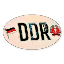 DDR Badge Decal