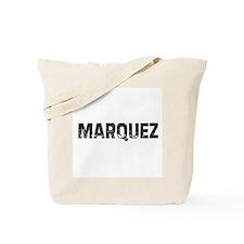 Marquez Tote Bag