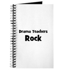 Drama Teachers Rock Journal