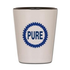 Pure Gasoline Shot Glass