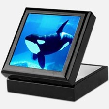 Killer Whale Keepsake Box