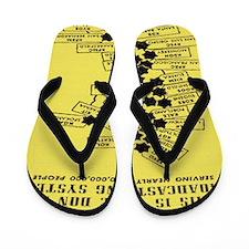 don lee stations Flip Flops