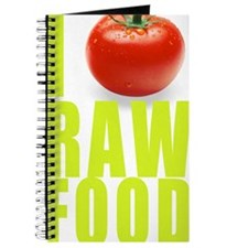I tomato RAW FOOD Journal