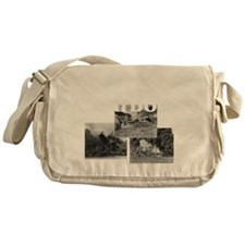 pearlharbortran Messenger Bag