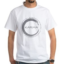 Karma, What goes around comes aro Shirt