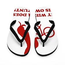 wienerOwnStunts2C Flip Flops