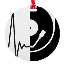 music_pulse_dj Ornament