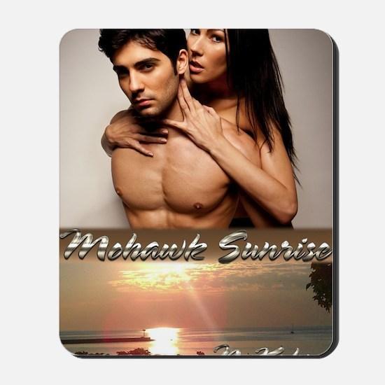 Mohawk Sunrise Mousepad