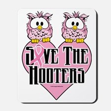 Save The Hooters 2013 Mousepad