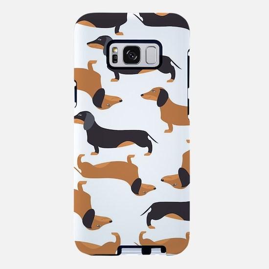 Cute Dachshunds Samsung Galaxy S8 Plus Case