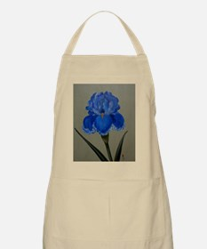 StephanieAM Blue Iris Apron
