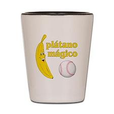 Plátano Mágico Shot Glass