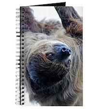 Sloth Twin Duvet Journal