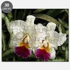 White Orchids Puzzle