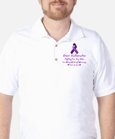 Fighting For My Wife T-Shirt
