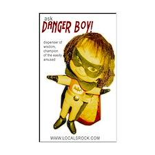 Danger BOy Decal