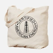 Certified American Energy Pro-Drilling Pr Tote Bag
