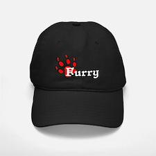 furry Baseball Hat