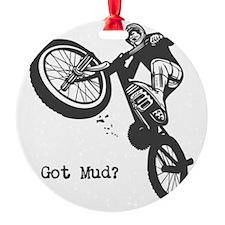 Got Mud Ornament