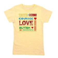 Autism Awareness Tee Girl's Tee
