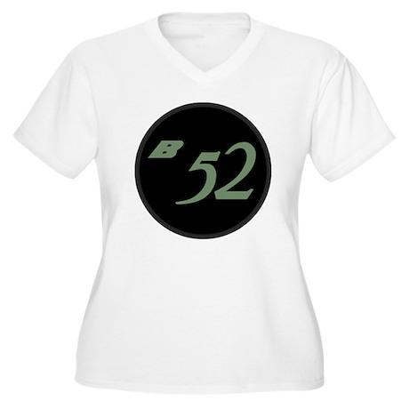 B-52 Women's Plus Size V-Neck T-Shirt