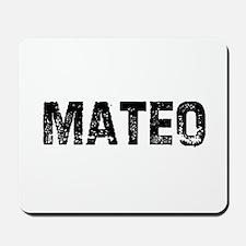 Mateo Mousepad