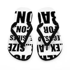 Exercise Bacon Flip Flops