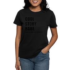 Cool Story Sandwich Tee