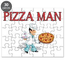 pizza man Puzzle