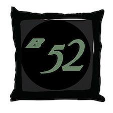 B-52 Throw Pillow