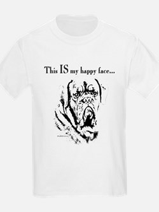 Dogue Happy Face T-Shirt
