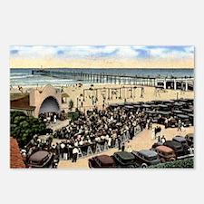 Oceanside (California) Be Postcards (Package of 8)