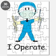 Surgeon Puzzle