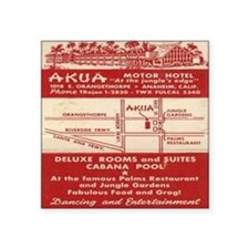 "AKUA Square Sticker 3"" x 3"""
