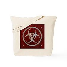 biohaz-steelwood-TIL Tote Bag