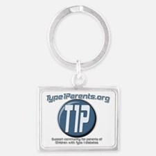 new T1P Landscape Keychain