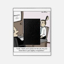 Brain Interview Picture Frame