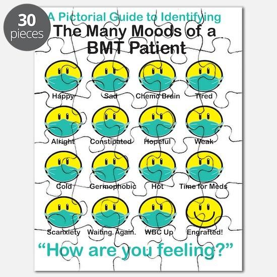 Many Moods Puzzle