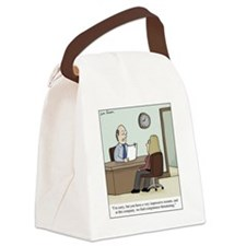 Competence Threat Canvas Lunch Bag