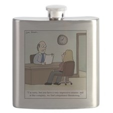 Competence Threat Flask