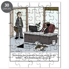 Job opening Puzzle