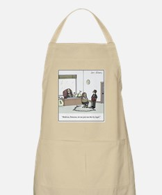 Run it by Legal Apron