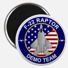 F-22 Raptor Demo Team Magnet