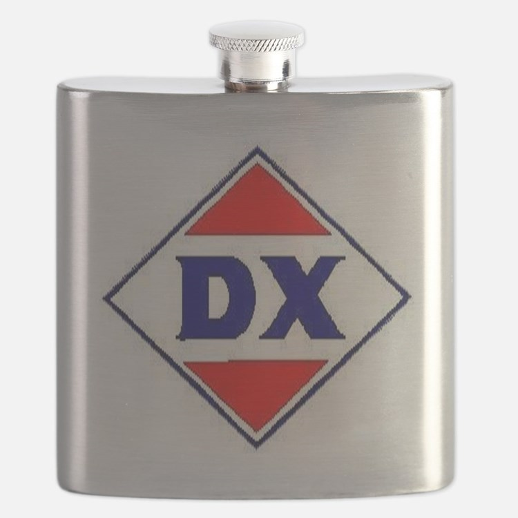 DX gasolined Flask