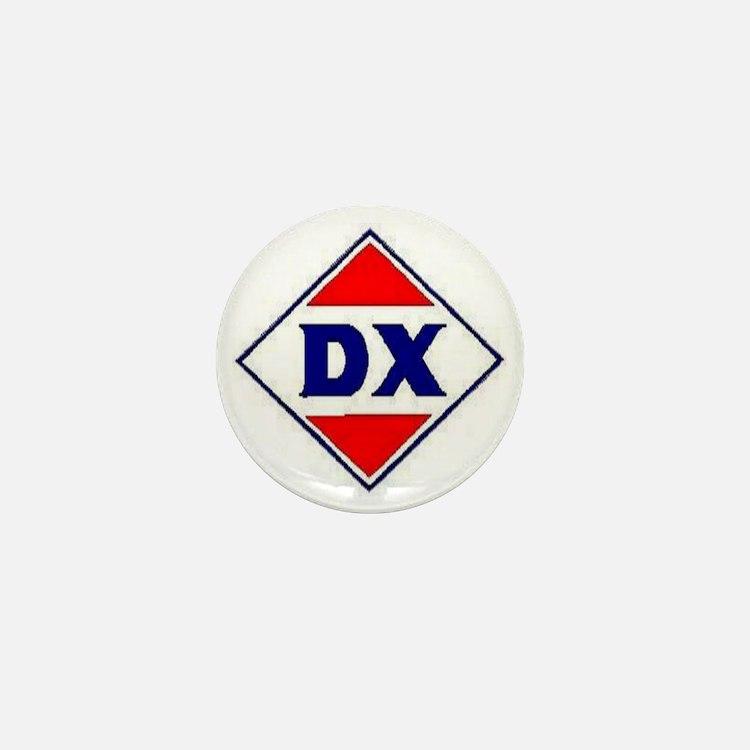 DX gasolined Mini Button