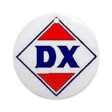 DX gasolined Round Ornament